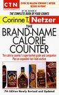 The Brand Name Calorie Counter
