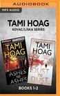 Tami Hoag Kovac/Liska Series Books 1-2 Ashes to Ashes  Dust to Dust