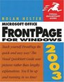 Microsoft Office FrontPage 2003 for Windows (Visual QuickStart Guide)