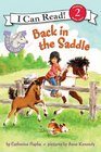 Pony Scouts: Back in the Saddle (I Can Read Book 2)