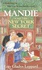 Mandie and the New York Secret (Mandie Book)