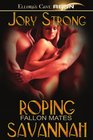 Roping Savannah (Fallon Mates, Bk 3)