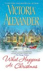 What Happens at Christmas (Millworth Manor, Bk 1)