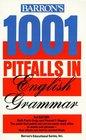 1001 Pitfalls in English Grammar