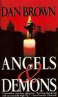 Angels and Demons (Robert Langdon, Bk 1) (Large Print)