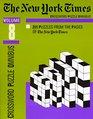 The New York Times Crossword Puzzle Omnibus Volume 8
