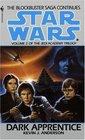 Dark Apprentice (Star Wars: The Jedi Academy, Vol 2)