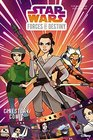 Star Wars Forces of Destiny May the Force Be with Us Cinestory Comic