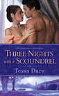 Three Nights with a Scoundrel (Stud Club, Bk 3)