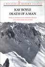 Death of a Man A Novel