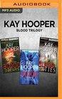 Kay Hooper Blood Trilogy Blood Dreams Blood Sins Blood Ties