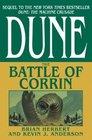 The Battle of Corrin (Legends of Dune, Bk 3)
