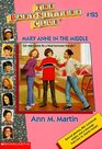 Mary Anne in the Middle (Baby-Sitters Club)