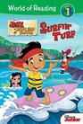 Jake and the Never Land Pirates Surfin' Turf