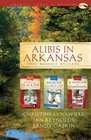 Alibis in Arkansas: Death on a Deadline/Death of a Diva/Death at a Diner (Sleuthing Sisters Mystery Omnibus) (Heartsong Presents Mysteries)