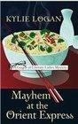 Mayhem at the Orient Express