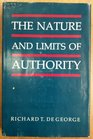 The Nature and Limits of Authority