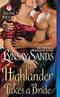 The Highlander Takes a Bride (Highlander, Bk 3)
