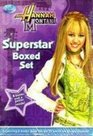 Hannah Montana 8-Book Boxed Set