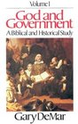God and Government, Vol. 1