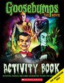 Goosebumps the Movie Activity Book with Stickers
