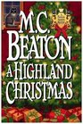 A Highland Christmas (Hamish MacBeth, Bk 16)