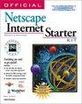 Official Netscape Internet Starter Kit