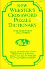 New Webster's Crossword Puzzle Dictionary