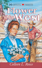 Flower of the West (American Frontiers, Bk 2)
