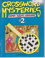 Crossword Mystery Super Sleuth