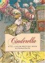 Cinderella : Full-Color Picture Book (Dover Little Activity Books)