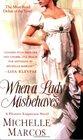 When a Lady Misbehaves (Pleasure Emporium, Bk 1)