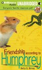 Friendship According to Humphrey (Audio CD) (Unabridged)