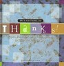 Exclamations of Thanks: Prayers, Poems and Bits of Encouragement for Those Who Serve the Lord