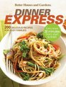 Better Homes and Gardens Dinner Express (Better Homes & Gardens)