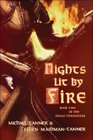 Nights Lit by Fire Book Two of the Adami Chronicles