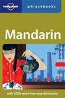 Lonely Planet Mandarin Phrasebook (Lonely Planet Mandarin Phrasebook)