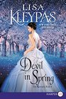 Devil in Spring (Ravenels, Bk 3) (Larger Print)
