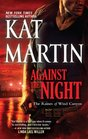 Against the Night (Raines of Wind Canyon, Bk 5)