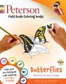 Peterson Field Guide Coloring Books Butterflies