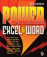 Power Excel and Word