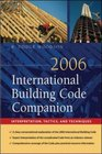 2006 International Building Code Companion