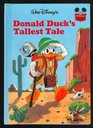 Donald Duck's Tallest Tale