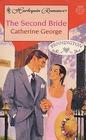 The Second Bride (Pennington) (Harlequin Romance, No 3449)