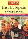 Berlitz East European Phrase Book