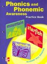 MacMillan/McGraw-Hill Reading Grade 4 Phonics/Phonemic Awareness Practice Book
