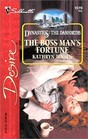 The Boss Man's Fortune (Dynasties: The Danforths, Bk 5) (Silhouette Desire, No 1579)