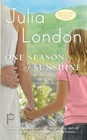 One Season of Sunshine (Cedar Springs, Bk 2)