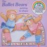 Ballet Bears Getting in Shape
