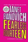Fearless Fourteen (Stephanie Plum, Bk 14) (Large Print)